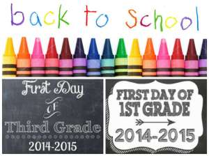 2014 back to school