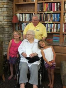 grandma mac 2012