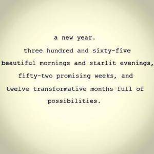 a new year quote